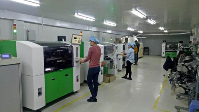 SMD Vietnam Factory